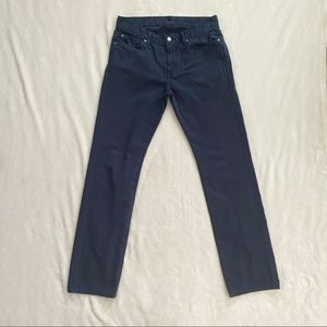 7 For All Mankind Slimmy Straight Leg Chinos Jeans